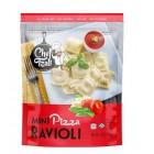 Ravioli Bite Size Square Pizza