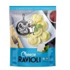 Ravioli round cheese